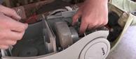 ремонт бытовой техники - пылесос
