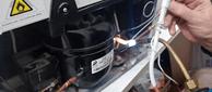 ремонт бытовой техники - холодильник