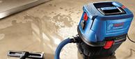 Пылесос не собирает воду